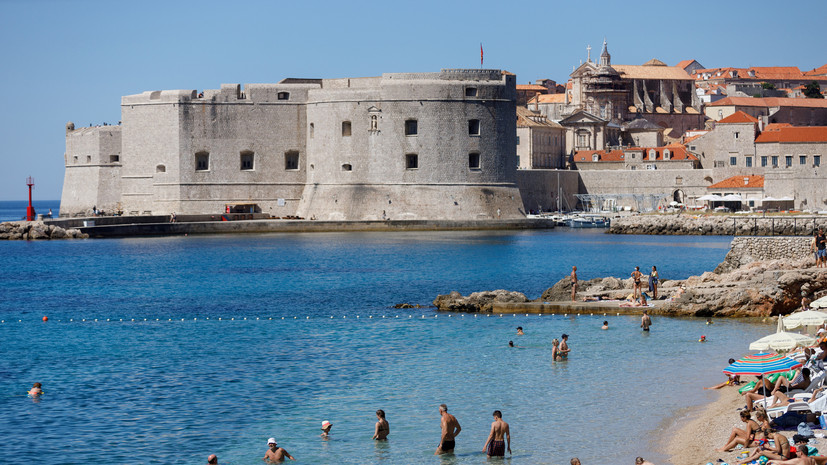 В Хорватии вводят новые ограничения на курортах