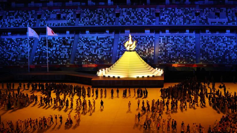 XXXII летние Олимпийские игры в Токио объявлены открытыми