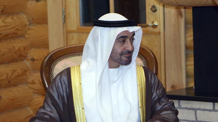 Наследный принц Абу-Даби провёл переговоры с премьером Израиля
