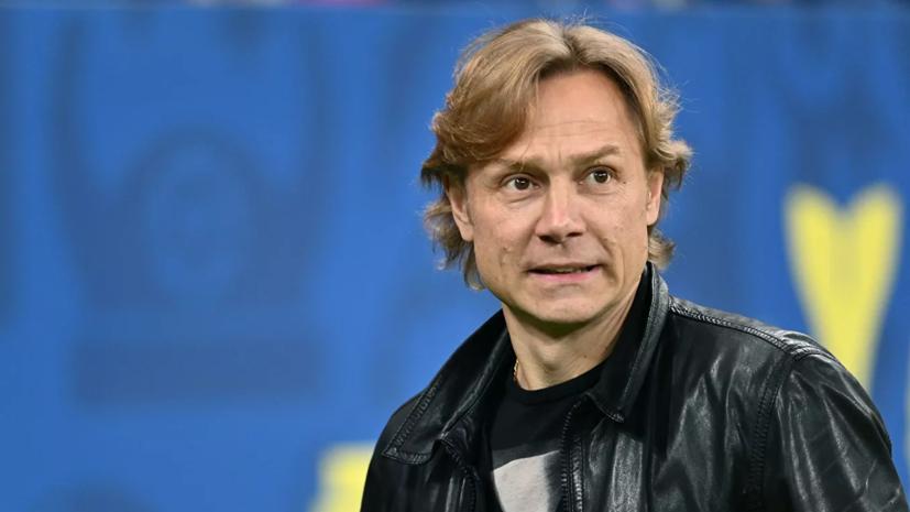 Карпин назначен главным тренером сборной России по футболу