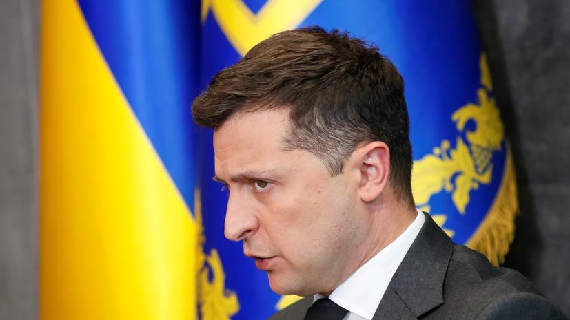 Зеленский ввёл в действие решение Совбеза о мерах по интеграции в НАТО