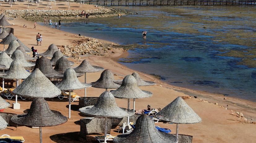 Россия с 9 августа открывает рейсы на курорты Египта