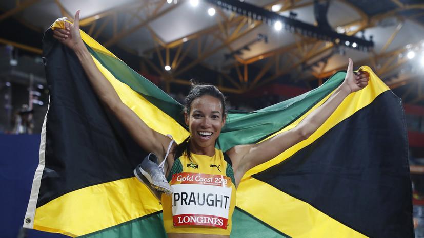 Бегунья с Ямайки выступит на Олимпиаде в Токио, несмотря на разрыв мениска