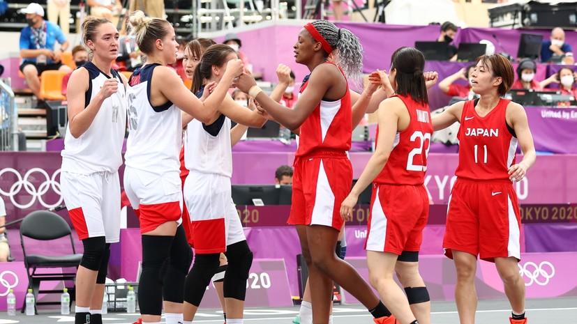 Российская баскетболистка высказалась о первой победе на Олимпиаде в Токио