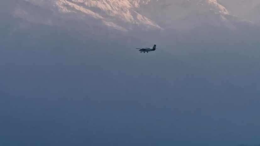 Один человек погиб при падении легкомоторного самолёта под Хабаровском