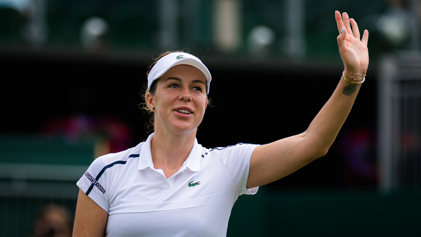 Павлюченкова вышла во второй круг теннисного турнира на ОИ в Токио