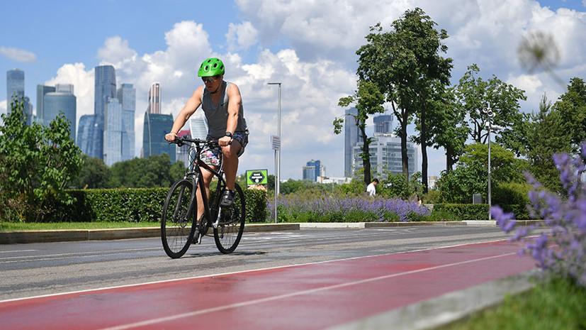 Милонов предложил построить туристическую велосипедную трассу Москва — Владивосток