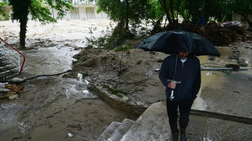 В Сочи восстановили нарушенное из-за непогоды электроснабжение