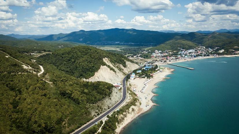 Восстановлено движение на автотрассе Джубга —Сочи