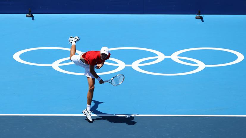 Медведев прокомментировал выход во второй круг теннисного турнира на ОИ в Токио