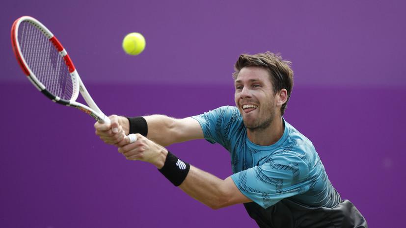 Карацев вышел во второй круг теннисного турнира на ОИ в Токио