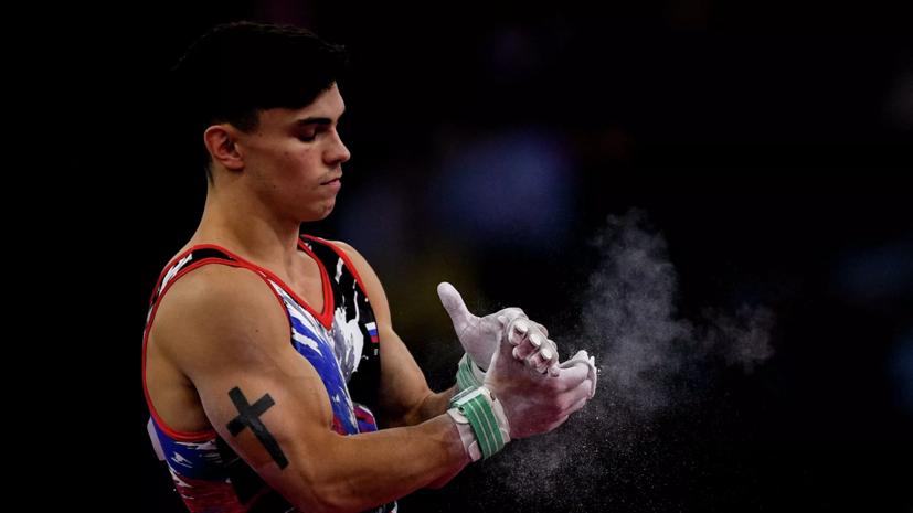 Гимнаст Далалоян не сумел выйти в финал упражнения на перекладине на ОИ