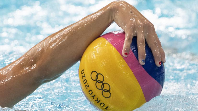 Сборная США одержала самую крупную победу в истории женского водного поло на ОИ