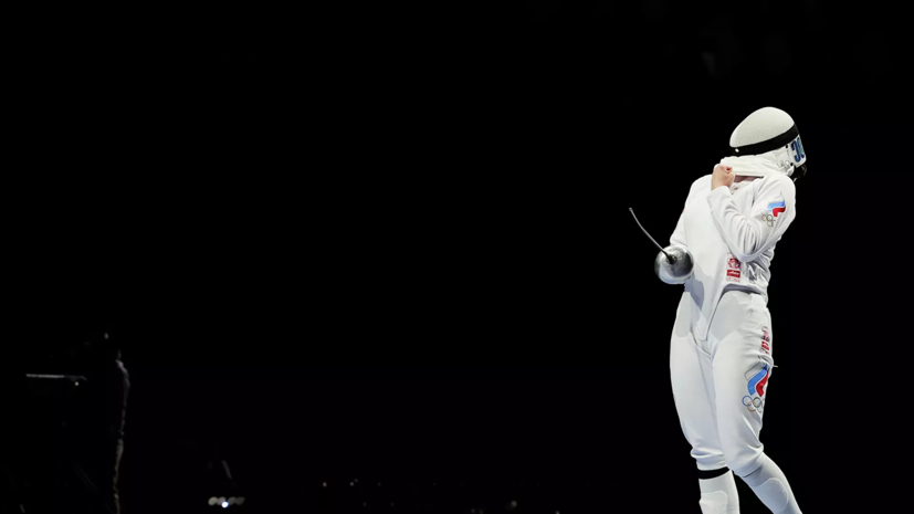 Шпажистка Муртазаева не смогла выйти в финал олимпийского турнира по фехтованию