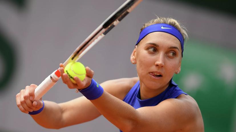 Веснина и Кудерметова вышли во второй круг теннисного турнира на ОИ в парном разряде