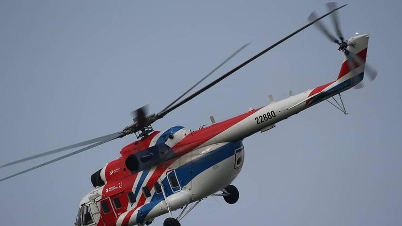Россия и ОАЭ подписали соглашение на поставку вертолёта Ми-171А2