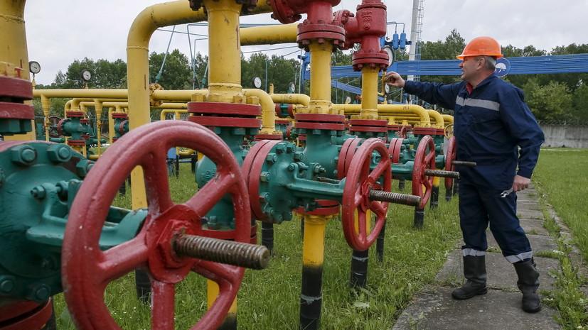 «План абсурдный»: как на Украине предлагают создать европейский газовый хаб после запуска «Северного потока — 2»