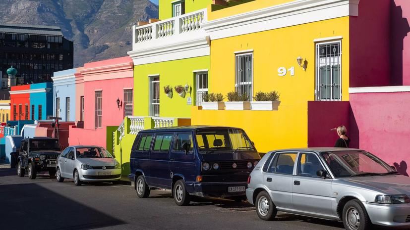 В ЮАР метеорологи зафиксировали рекордно низкие температуры