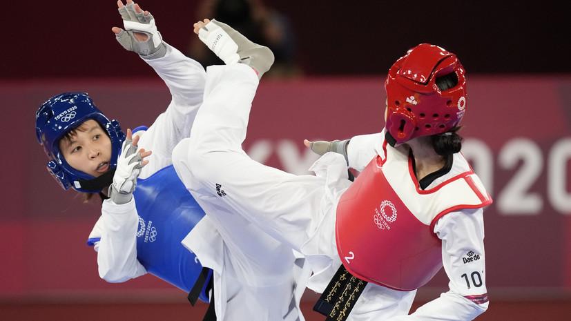 Тхэквондистка Вонгпаттанакит завоевала золото ОИ в Токио