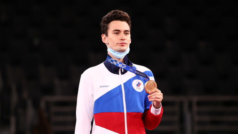 Тхэквондист Артамонов поделился впечатлениями от завоевания олимпийской бронзы