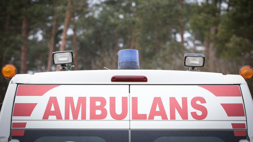 Один из пострадавших в ДТП с микроавтобусом в Польше скончался