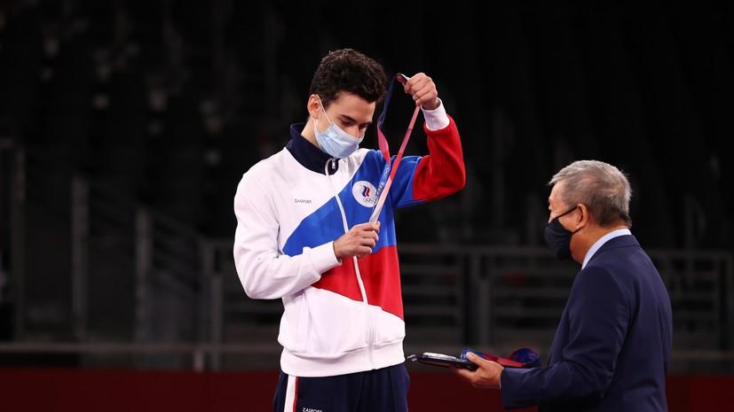 Тренер сборной России прокомментировал результат Артамонова на ОИ