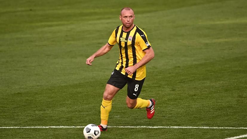 Глушаков заявил, что потеря концентрации стоила «Химкам» результата в матче с «Зенитом»