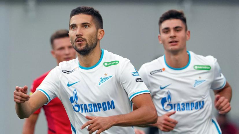Черевченко: «Химки» не могут играть с «Зенитом» первым номером