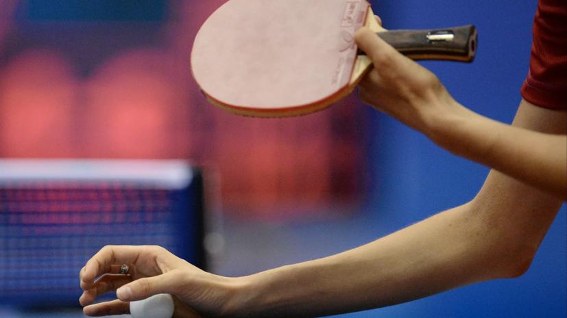 Носкова проиграла Чжан во втором круге олимпийского турнира по настольному теннису