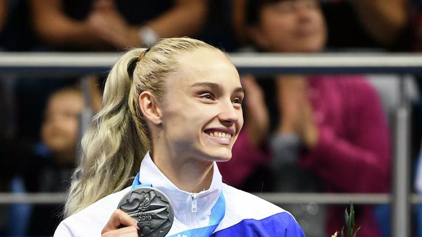Солуянова проиграла Фукс на боксёрском турнире ОИ в Токио