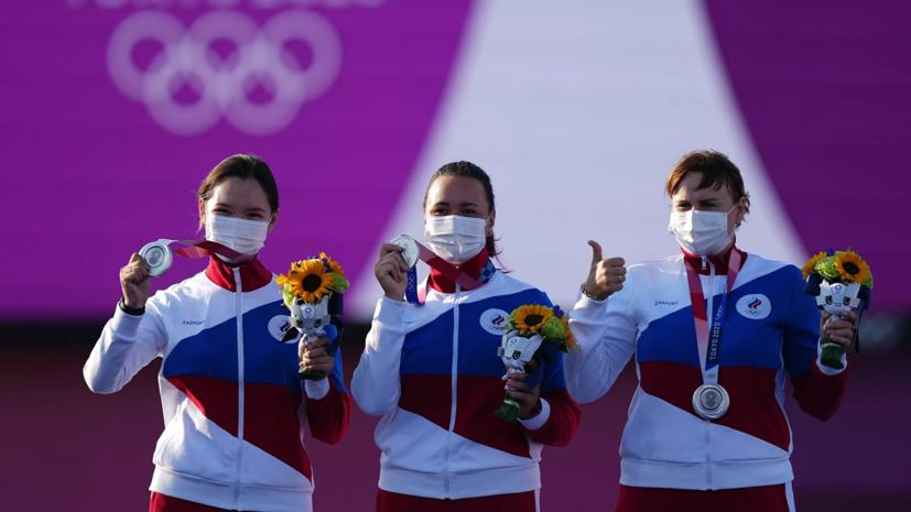 Ешеев недоволен выступлением российских лучниц в финале командного турнира ОИ в Токио