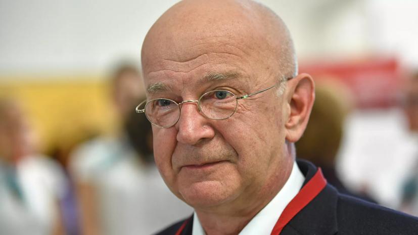 Умер директор НМИЦ гематологии Минздрава России