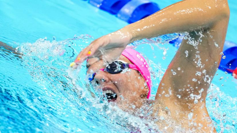 Пловчихи Ефимова и Чикунова вышли в полуфинал ОИ на дистанции 100 м брассом