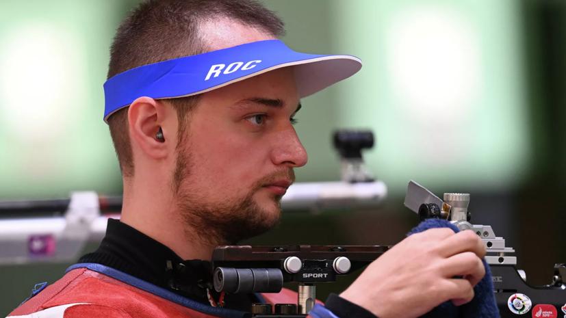 Стрелок Масленников— о результате на Олимпиаде: немного перенервничал