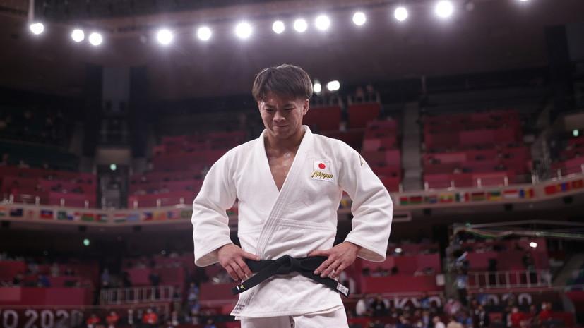 Японец Абэ стал олимпийским чемпионом по дзюдо вслед за сестрой