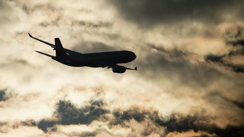 ТАСС: Самолёт Минск — Анталья подал сигнал тревоги в небе над Россией