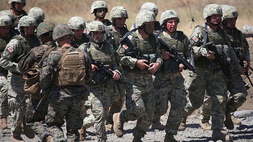 «Курс на милитаризацию»: как будут проходить военные учения Agile Spirit в Грузии с участием стран НАТО