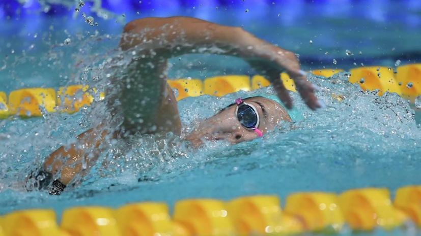 Саламатина вышла в полуфинал в плавании на 200 м кролем на Олимпиаде