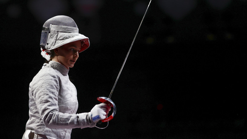 Великая после поражения в финале Игр в Токио заявила о намерении ехать на пятую Олимпиаду