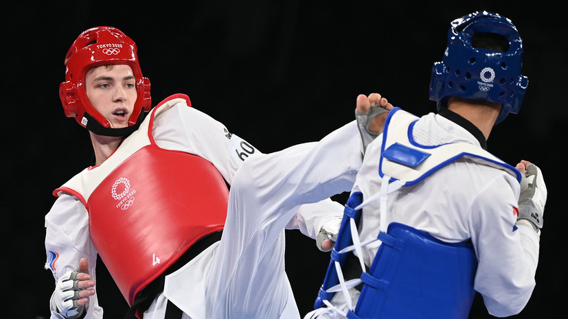 Исторический триумф: Храмцов первым из российских тхэквондистов стал олимпийским чемпионом