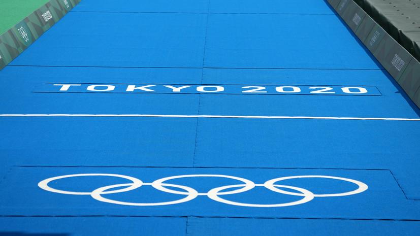 Россия занимает четвёртое место в общем зачёте после третьего дня на Играх в Токио