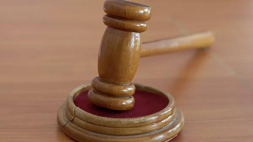 Суд арестовал обвиняемого в убийстве полицейского в Ставрополе