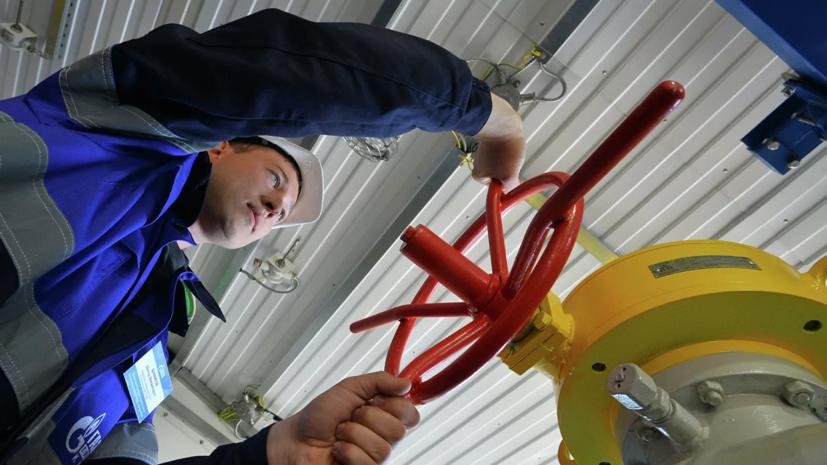 В «Газпроме» прокомментировали возгорание на газопроводе в Пермском крае