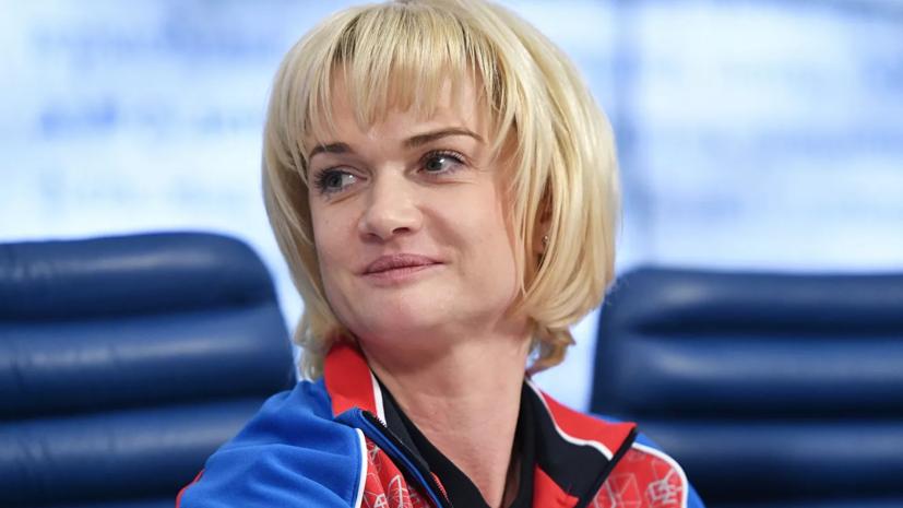 Хоркина поделилась ожиданиями от выступления российских гимнасток в многоборье на ОИ в Токио