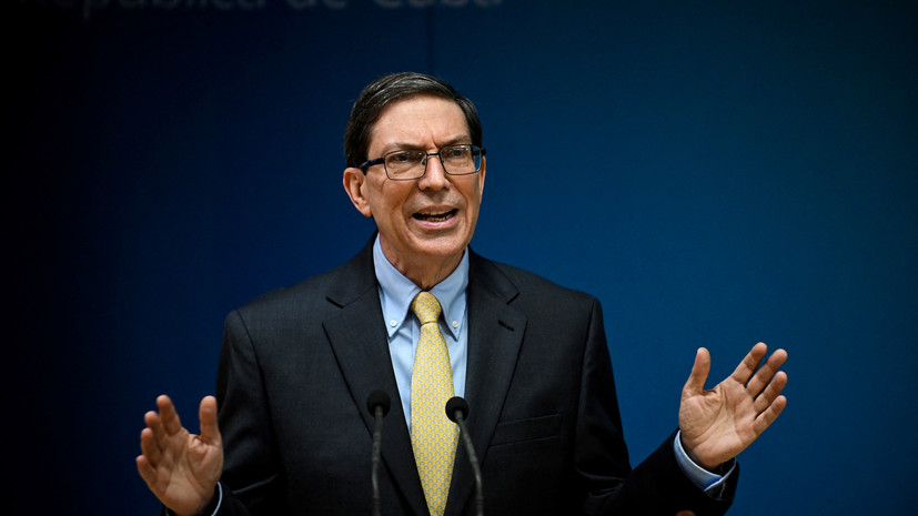 МИД Кубы осудил нападение на посольство страны в Париже
