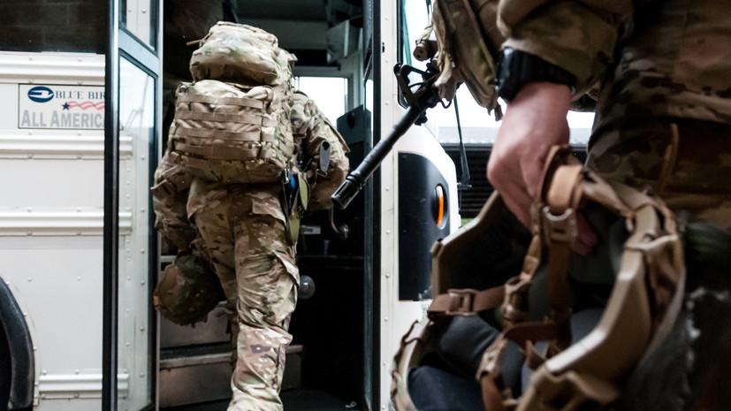 Опрос: почти половина граждан США считают войну в Афганистане ошибкой