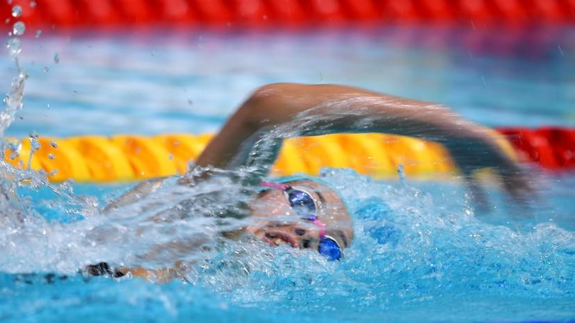 Саламатина не вышла в финал ОИ на дистанции 200 м вольным стилем