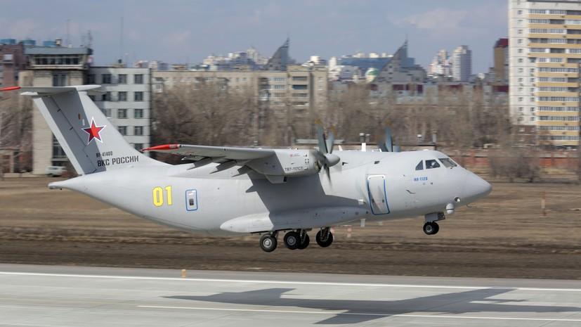 Ил-112В сможет заменить советские транспортные самолёты