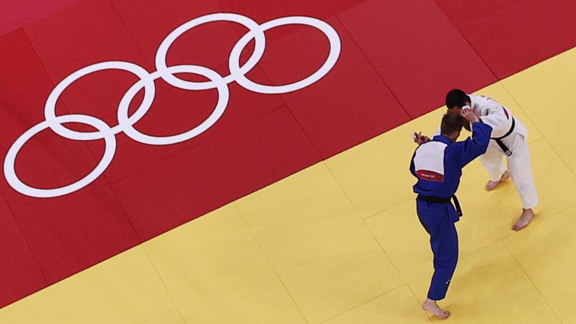 Хубецов стартовал с победы на олимпийском турнире по дзюдо в весе до 81 кг