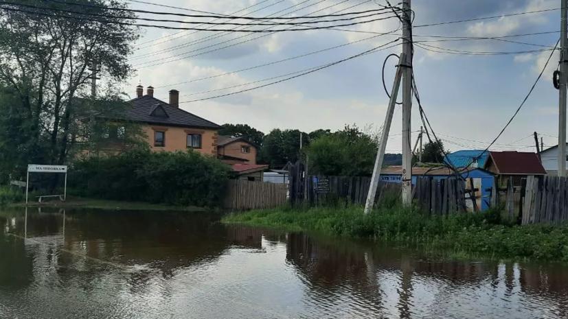Трутнев рассказал об общем ущербе от паводков на Дальнем Востоке